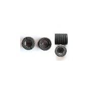 Lentila de sticla cu acoperire antireflex pentru spectrul rosu - glass lens (coated)