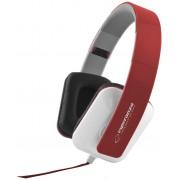 Casti cu control volum stereo Esperanza EH137R rosu