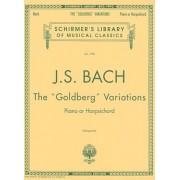 J.S. Bach: The ''Goldberg'' Variations, Paperback