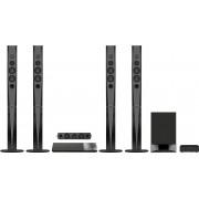 Sony BDV-N9200 5.1 Heimkinosystem (1200 W, NFC, Bluetooth, LAN (Ethernet), 3D-fähig, 4K Upscaling, Hi-Res Audio), schwarz