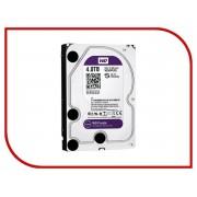 Жесткий диск 4Tb - Western Digital Purple WD40PURX