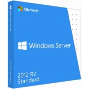 Windows 2012 Svr Std R2 x64 English 1pk OEM DVD 2CPU/2VM / P73-06165