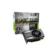 Placa De Vídeo Evga Geforce Entusiasta Nvidia 06g-P4-6163-Kr Gtx 1060 Sc, 6gb, Ddr5, 192 Bits