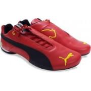 Puma Ferrari Future Cat Leather SF -10- Sneakers For Men(Red)