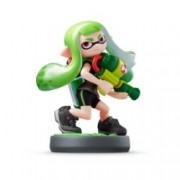 Nintendo Amiibo - Green Girl [Splatoon], за Nintendo 3DS/2DS, Wii U, Switch