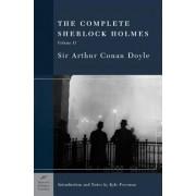 The Complete Sherlock Holmes, Volume II (Barnes & Noble Classics Series), Paperback