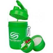 Sticla pentru sport si drumetii Smart Shake ORIGINAL 600 V, 600ml (Verde)