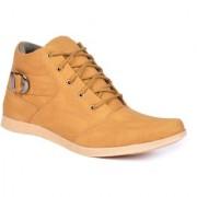 Ramzy Tan Stylish Boots