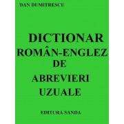 Dictionar Roman-Englez de abrevieri uzuale (eBook)