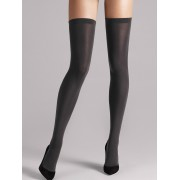 Wolford Fatal 80 seamless Stay-Up - 7221 - XS