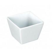 Ciotola in porcellana Dimensioni cm 7,5 x 7,5 x 6 h Confezione da 3 pezzi Modello 82116301