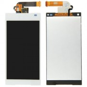 iPartsBuy LCD Display + Touch Screen Digitizer Assembly Replacement for Sony Xperia Z5 Compact / Z5 mini / E5823(White)