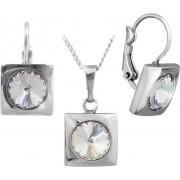 MHM Set de bijuterii Dafné Crystal 34229