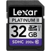Lexar 32 GB SDHC Class 10 Memory Card