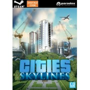 Cities : Skylines Deluxe Edition PC Steam CDKey/Code Download
