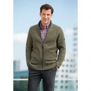 Aigle Thermo tech® Knitted Jacket, 50-52 - Olive