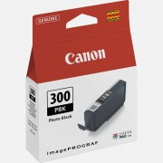 Canon Cartouche d'encre photo noire Canon PFI-300PBK