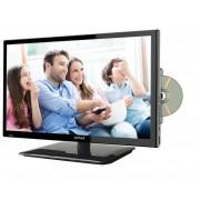 Denver 23,8 Zoll Full-HD LED Fernseher mit integriertem DVD Player LDD-2468