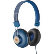 The House of Marley Positive Vibration 2.0 Headphones - Denim