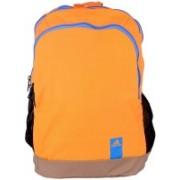 Adidas ST BP 2B Lucky Orange 26 L Backpack(Yellow)