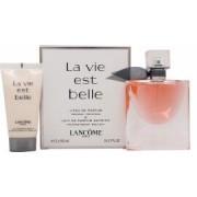 Lancôme Lancome La Vie Est Belle L'Eau de Parfum Presentset 50ml Spray + 50ml Body Lotion