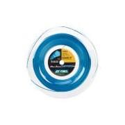 Corda Yonex PolyTour Spin 16L 1.25mm Azul Rolo com 200 Metros