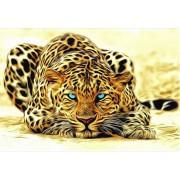 Gaira Malování podle čísel Leopard M1030