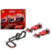 Carrera - pista red champions