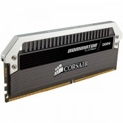 Corsair DDR4, 2400MHz 16GB 2 x 288 DIMM, Unbuffered, 10-12-12-28, DOMINATOR Platinum, 1.35V CMD16GX4M2B2400C10