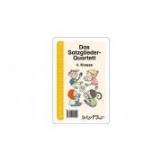 Persen Verlag Das Satzglieder-Quartett