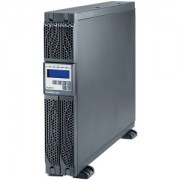 UPS Legrand DAKER DK + Tower/Rack, 2000VA/1800W, On Line Double Conversion, Sinusoidal, PFC, USB & RS232 port, 6 x IEC C13, batteries 6x 12V, 7.2Ah, 29.5 kg, (Optional Kit Rack 310952, SNMP card 310931, Battery Extension 310661)