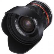 samyang 12mm f/2.0 ncs cs - micro 4/3 - nero - 4 anni di garanzia