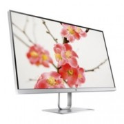 "Монитор HP Pavilion 27q (1HR73AA), 27"" (68.58 cm) PLS панел, QHD, 5ms, 10000000:1, 350 cd/m2, HDMI, DislayPort"