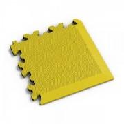 Fortemix Roh k dlažbě Fortelock Industry vzor kůže žlutá