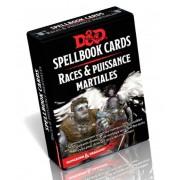 Novalis Dungeons & Dragons : Cartes de sorts Martial