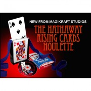 Hathaway Rising Cards Houlette (With DVD) by Martin Lewis - Tric