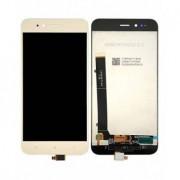 Display cu touchscreen Xiaomi Mi A1 Original Auriu