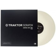 Native Instruments Traktor Scratch Vinyl Wh MkII