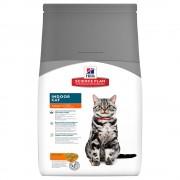 4кг Adult 1-6 Indoor Cat Hill's Science Plan, суха храна за котки с пиле