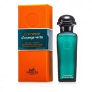 D'Orange Verte Eau De Toilette Refillable Concentrate Spray 50ml/1.6oz D'Orange Verte Тоалетна Вода Концентриран Спрей Презареждаем