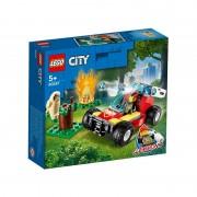 Incendiu in padure LEGO 60247