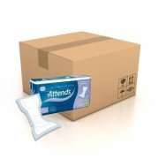 ATTENDS CONTOURS Regular 4 - Carton 210 couches anatomiques - Femme & homme