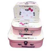 Koferče set Kitten 646638