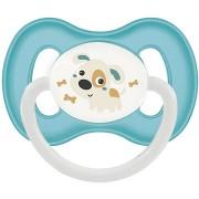 Canpol babies Latex cumi 0-6 hónapos korig, türkiz