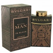 Bvlgari Man In Black Essence For Men By Bvlgari Eau De Parfum Spray 3.4 Oz