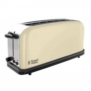 Russell Hobbs Classic Cream 21395-56 Tostadora Ranura Larga 1000W Crema