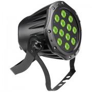 Cameo Outdoor PAR Tri 12 IP 65 Lámpara LED