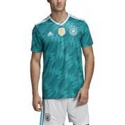 adidas Away Replica Germany - maglia calcio - uomo - Green/White/Blue