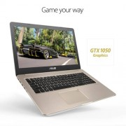 ASUS VivoBook Pro 15 N580GD i5 8300, 8GB Ram,256GB SSD, Geforce GTX 1050 4GB, Windows 10 Home, 15.6""