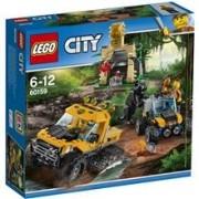 LEGO 60159 LEGO City Djungel Uppdrag Halvbandvagn